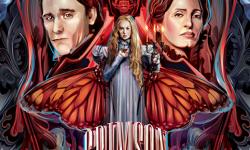 'Crimson Peak' By Orlando Arocena