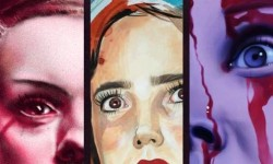Take A Look At The 'Horror Queens' Art Exhibit