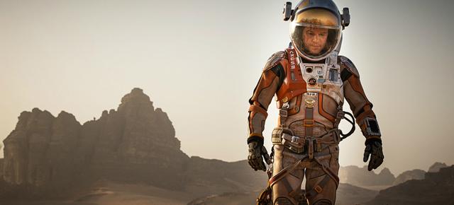Film Review: 'The Martian'