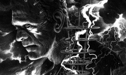 Jaw-Dropping 'Universal Monsters' Posters By Nicolas Delort