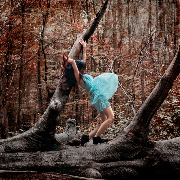 Amelie Berton - in and out of woods