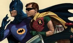 'Batman 66' By Mark Summers