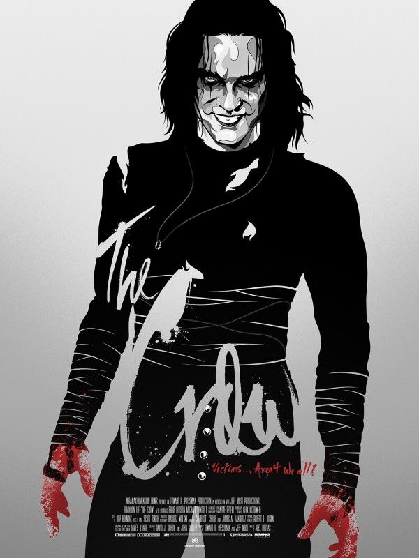 The-Crow-by-Salvador-Anguiano