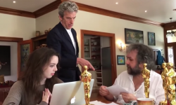 Peter Jackson Flirts With Directing 'Doctor Who'