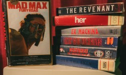 Modern Films Get Mock 'VHS' Covers