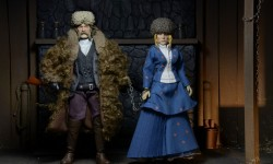 "'Hateful Eight' 8"" Action Figures From NECA"