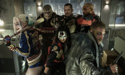 A Proper 'Suicide Squad' Trailer & Footage From 'Wonder Woman'