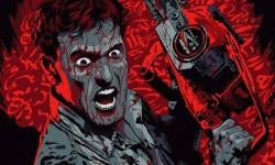 'Evil Dead' By Francesco Francavilla