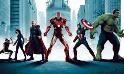 'The Avengers' By Matt Ferguson