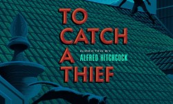'To Catch A Thief' By Laurent Durieux