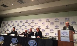 WonderCon 2016: 'Superheroes of Music' Panel