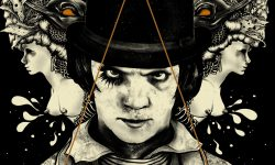 'A Clockwork Orange' By Nikita Kaun