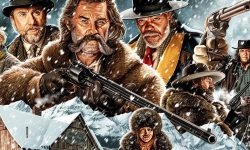 Feast Your Eyes On Jason Edmiston's Poster For 'The Hateful 8'