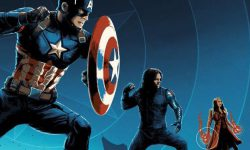 Check Out Matt Ferguson's 'Captain America: Civil War' Triptych