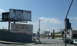 See Matt Warren's 'Key Frames' Billboard Exhibit Around The Streets Of Los Angeles