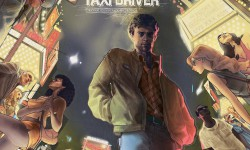 'Taxi Driver' Coming To Vinyl With Art By Rich Kelly