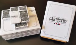 Previews From Hero Complex Gallery's 'Cardistry'