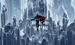 'Jor-El and Lara Lor-Van' By Nicolas Delort