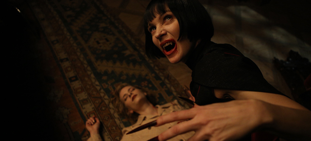 Film Review: 'Therapy For A Vampire'