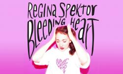 Regina Spektor Returns With 'Bleeding Heart'