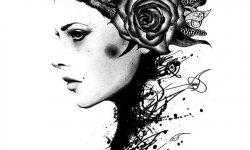 'Young & Tragic' By Nikita Kaun