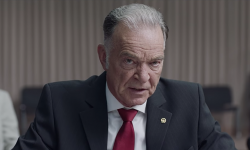 Politicians Brawl In The Video For DJ Shadow & Run The Jewels' 'Nobody Speak'