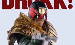 Drool Over This 'Judge Dredd' Action Figure From World Of ThreeA