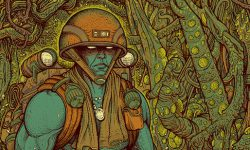 'Rogue Trooper' By Florian Bertmer