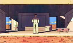 Sci-fi, Animated Shorts By Hugo Moreno