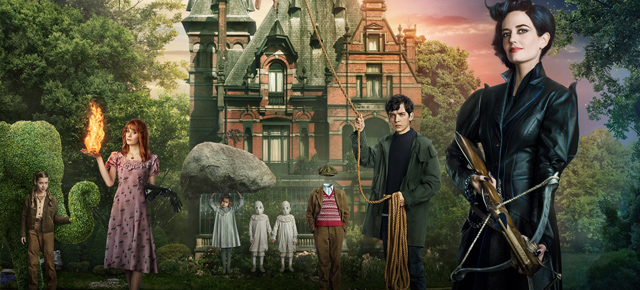 Film Review: 'Miss Peregrine's Home For Peculiar Children'