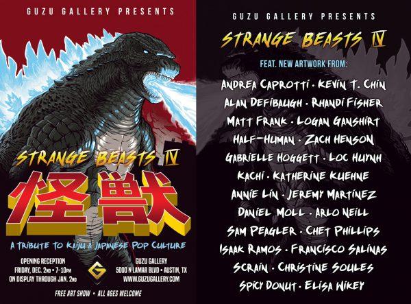 guzu_strange-beasts-iv_poster