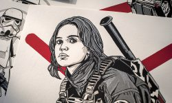 'Rogue One' Handbills By New Flesh