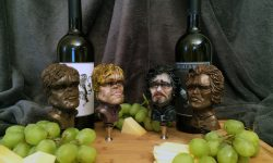 'Game Of Thrones' Wine Stoppers By Mike Gaiss
