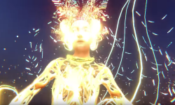 Bjork Is A Being Made Of Light In 'Notget'