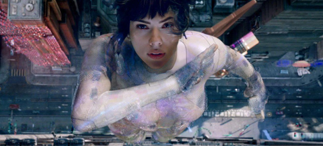 Film Review: 'Ghost In The Shell'