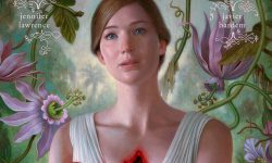 JLaw Holds Her Bleeding Heart In The First 'mother!' Poster