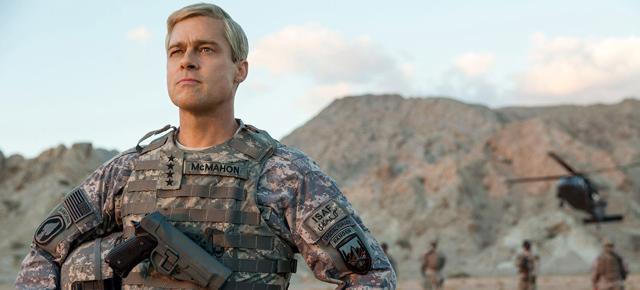 Film Review: 'War Machine'