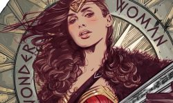 'Wonder Woman' By Tula Lotay