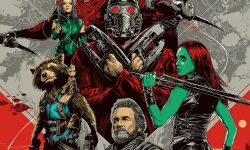 SDCC 2017: 'Guardians Of The Galaxy Vol. 2' By Ken Taylor