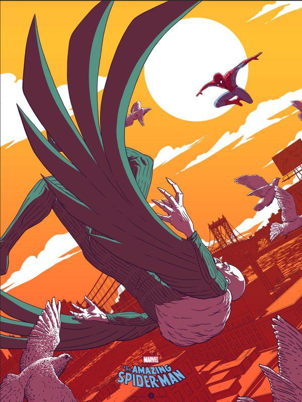 Florey Spider-Man Vulture