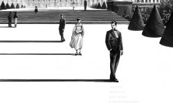 'Last Year In Marienbad' By Nicolas Delort