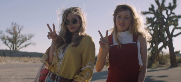 Ingrid Goes West review Elizabeth Olsen Aubrey Plaza