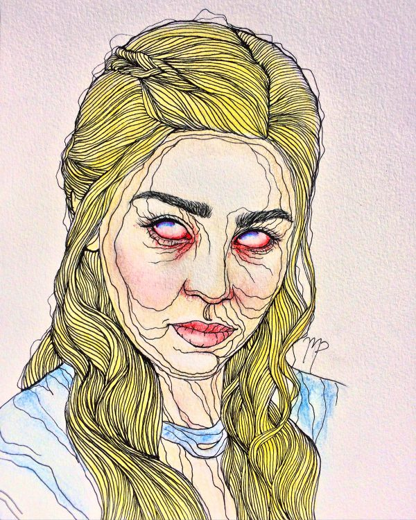 Daenerys by Maddie Peshek