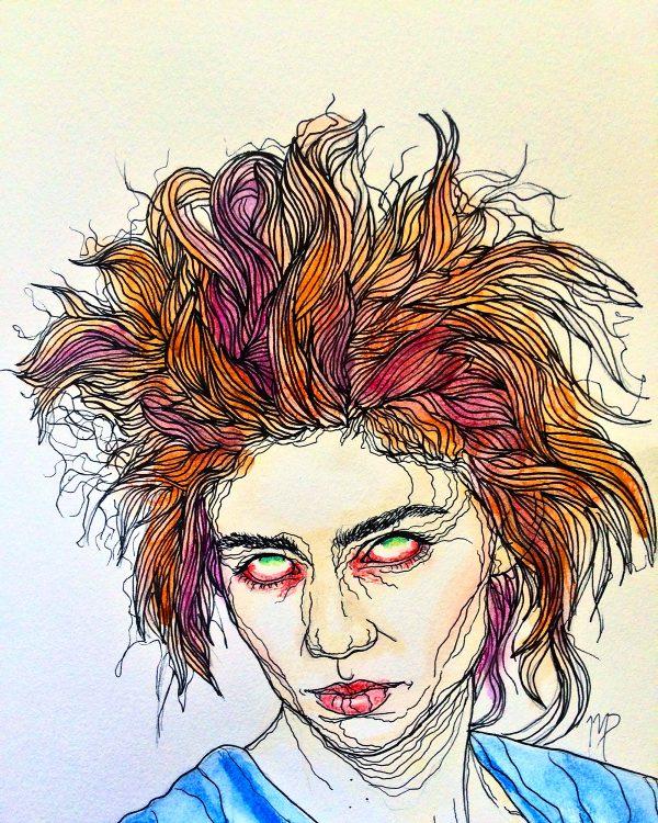 Grimes by Maddie Peshek