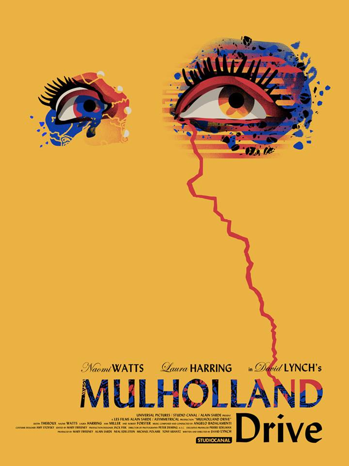 Mulholland Drive\' By We Buy Your Kids - CROMEYELLOW.COM