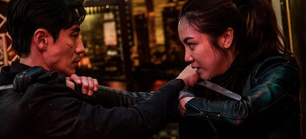 Villainess review Kim Ok-bin Shin Ha-kyun
