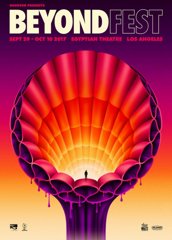 Beyond Fest 2017 poster