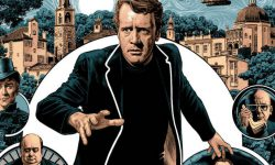 Chris Weston Celebrates 'The Prisoner' With Vice Press