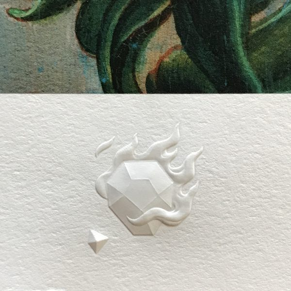 James Jean mother! print detail 3