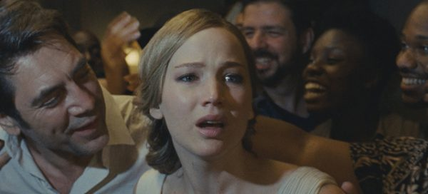 mother! jennifer lawrence javier bardem review